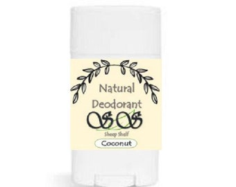 Pure Natural Deodorant Free Shipping