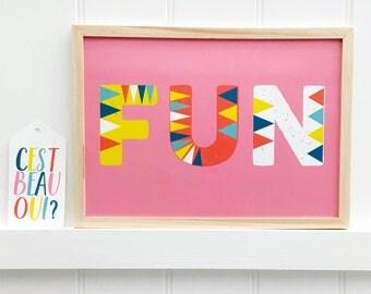FUN Type (pink)