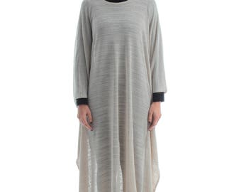 Dita knitted kaftan
