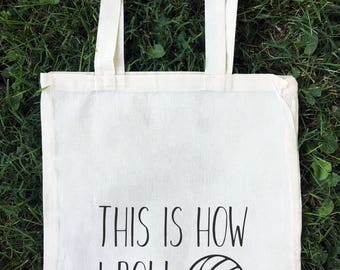 Volleyball Bag, Volleyball Tote Bag, Volleyball Coach Bag, Volleyball Gift, Volleyball Tote, Volleyball Mom, Volleyball Mom Gift, Volleyball