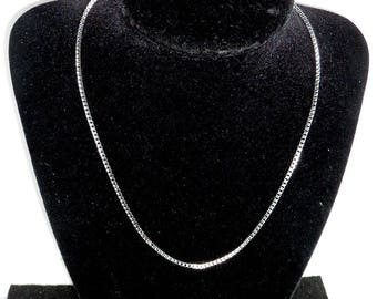Stainless steel C18001 necklace