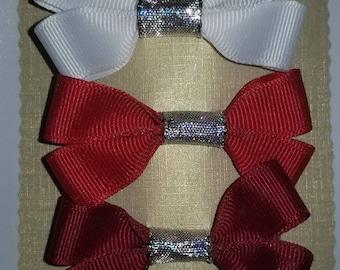 3 set bows