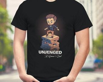 Nathan Drake Shirt - Uncharted Shirt - Playstation Shirt