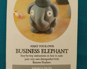 Make Your Own Business Elephant Kit