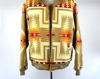 1970's Pendleton Chief Joseph Heritage Jacket // Pendleton High Grade Western Wear Jacket
