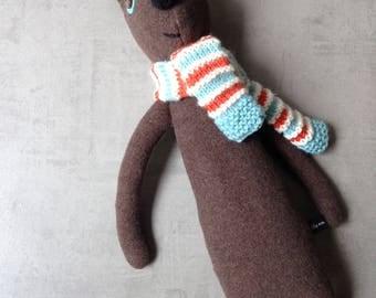 Toy Dog, Plushie, Dog, Cuddly Toy, Stuffed Toy, Handmade, UK Seller,
