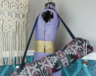Aztec Yoga Mat Bag