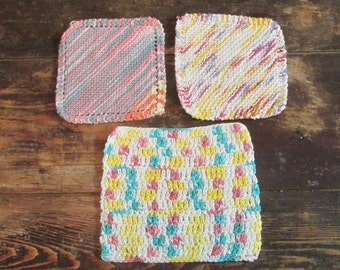 Your Choice Vintage Potholders