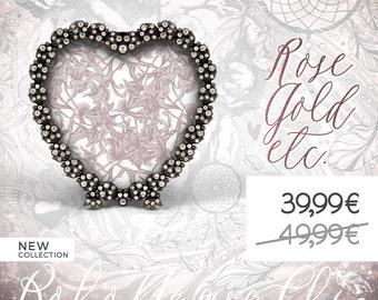 Jeweled Photo Frame Etsy