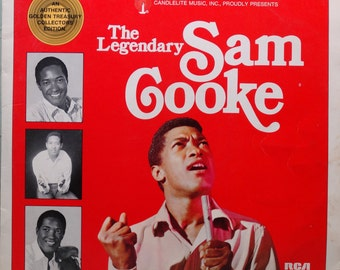 Sam Cooke – The Legendary 1974 ( 3 x LP, Album, Vinyl Record ) Funk, Soul, Rock, Rhythm and Blues, Soul, Doo Wop - Music