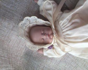 Vintage Newborn Doll