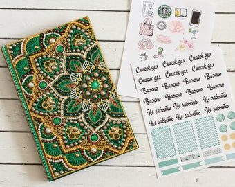 Planner book Journals for personal planners Notebook for personal planners Journal lined paper Personal planner diary My planner book