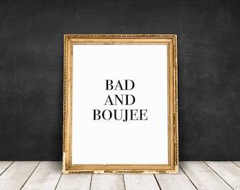 Hip Hop Lyrics Bad and Boujee   Rap Lyrics, Song Lyrics, Hip Hop Wall Art, Typography, R&B Lyrics, RnB, Slang Words, Song Lyric Art