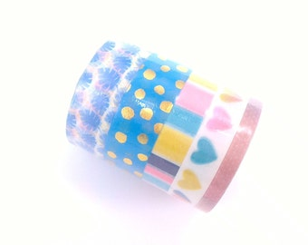 washi tape set (5 roll)