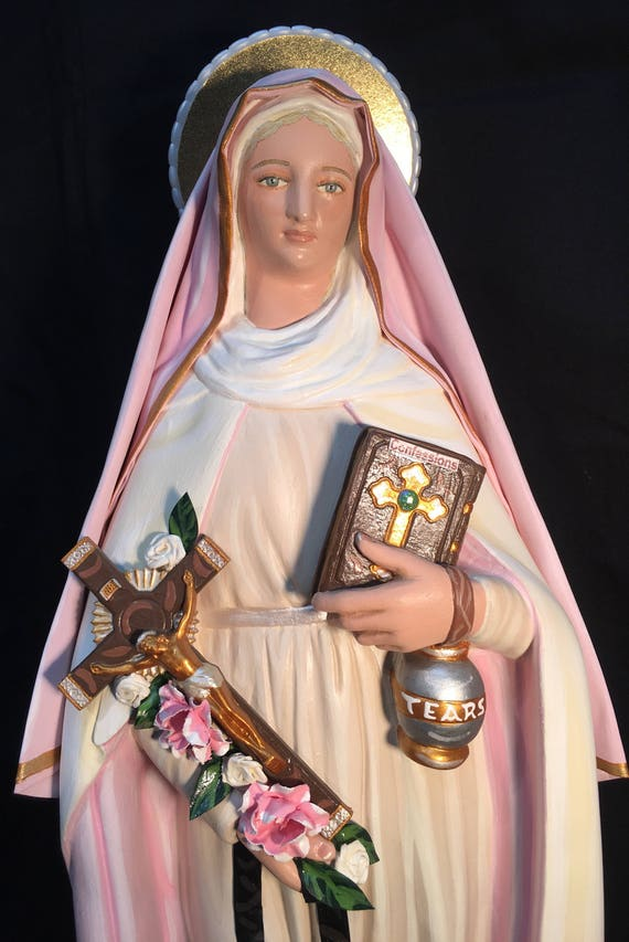 """St. Monica 18"""" Patronage: Conversion of Family Members"""