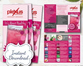 plexus product brochure - digital file