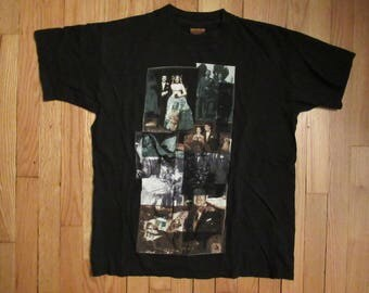 Rare Vintage 1993 Duran Duran Tour T-Shirt Size Large USA Made
