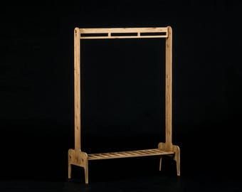 Kesselhaus plywood coat rack
