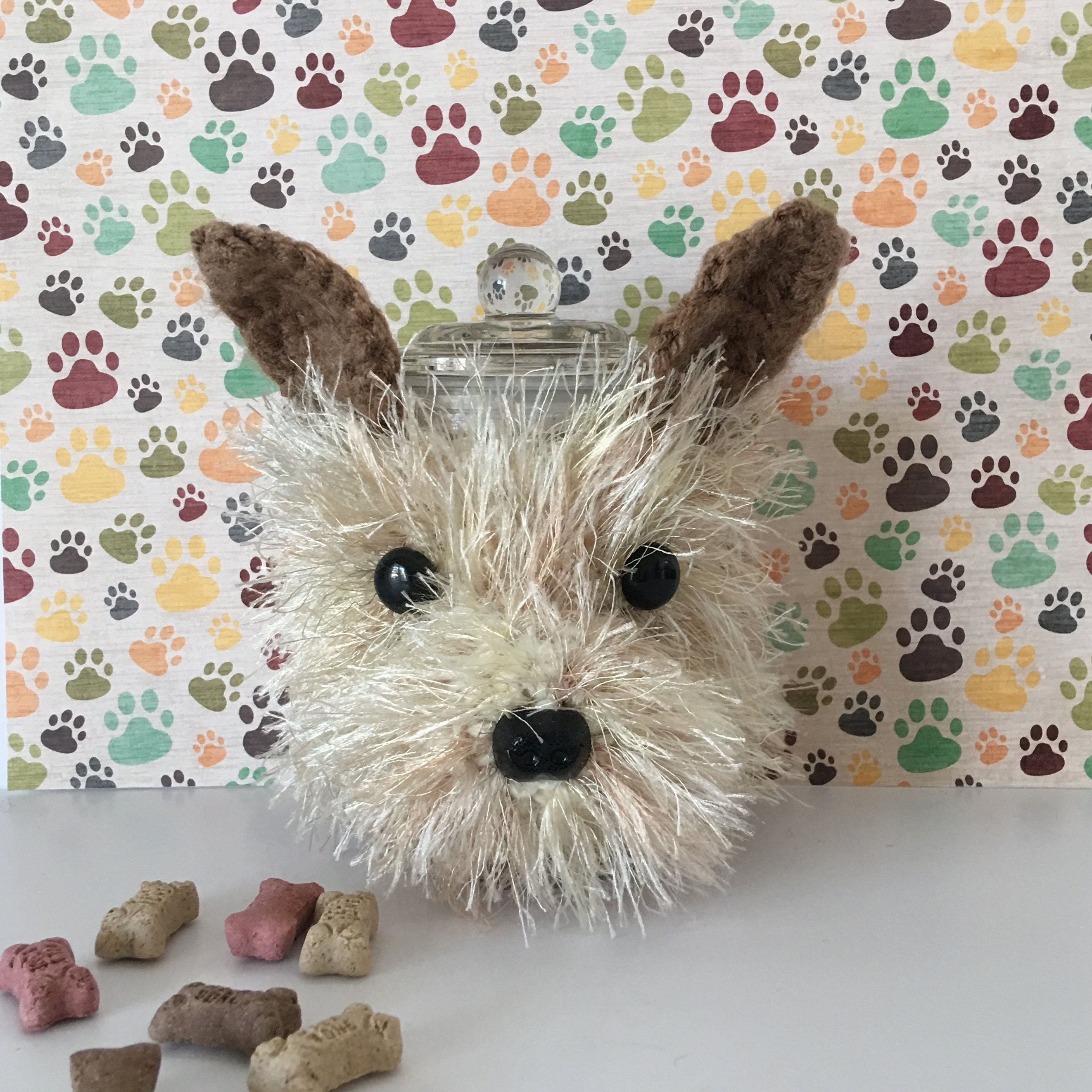 Amigurumi Schemi Gratis : Crocket Kit - Amigurumi Kit - Crochet Pattern Dog ...