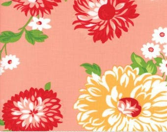 1 Yard The Good Life by Bonnie and Camille for Moda-55150-13 Scrumptious Floral