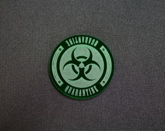 Malifaux - Quarantine Token 50mm