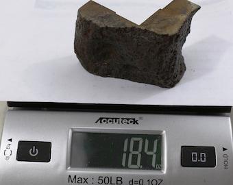 18.4oz CAMPO del CIELO Meteorite cut piece