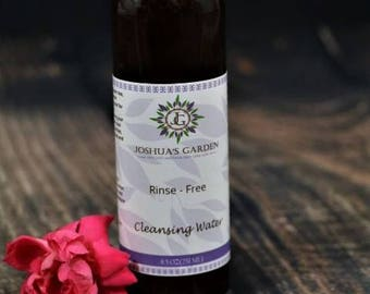 Organic Rinse-Free Cleansing Water  Micellar Water  Make-up Remover Toner Coconut Water Cleanser