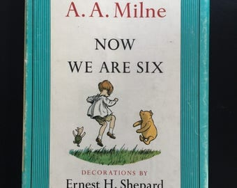 Vintage Edition of Now We Are Six by A. A. Milne