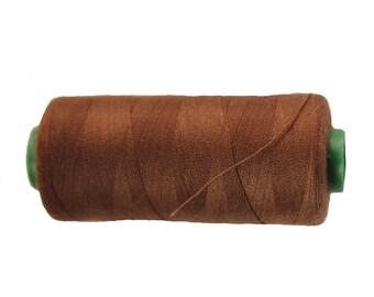 thread , brown , 546 yard , 40/2