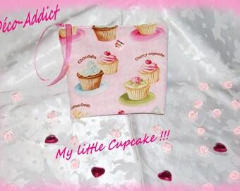 Kit cotton theme CUPCAKES