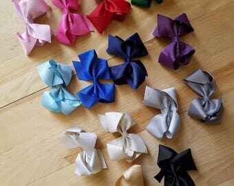 4 inch Shimmer Bow