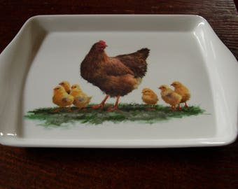 Chicken and Babies  Snack Tray