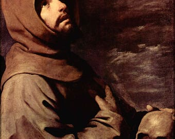 Poster, Many Sizes Available; St. Francis Of Assisi P2