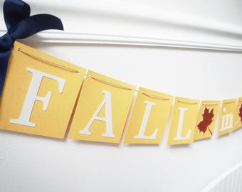 Fall In Love Banner