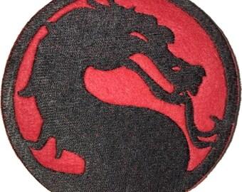 Mortal Kombat Dragon Patch