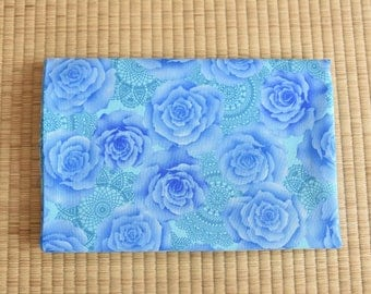 rose flower Fabric 1/2 yard