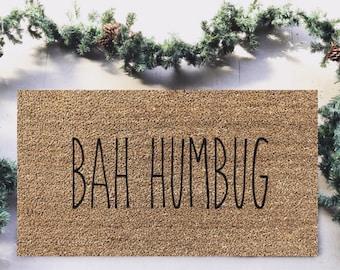 Bah Humbug|Doormat
