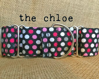 The Chloe Collar, Leash, and Tie