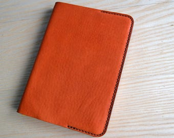 Baron Fig Confidant Flagship leather cover |  Notebook leather cover | Journal leather refillable