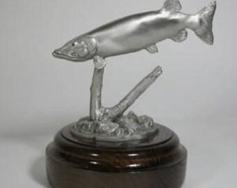 Musky Sculpture