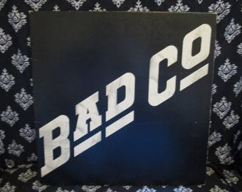 Bad Company self titled Record LP Album