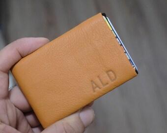 Women leather wallet, Personalized Leather Wallet, Mens Wallet, Minimalist Wallet, Womens Wallet, Leather Wallet, RFID Blocking Wallet
