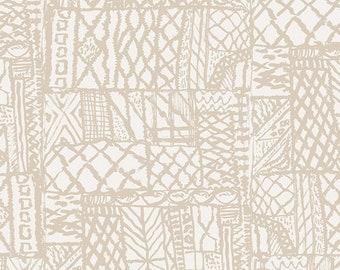 Coastline - Netting String - Sharon Holland for Art Gallery Fabrics - Fabric By the Half Yard