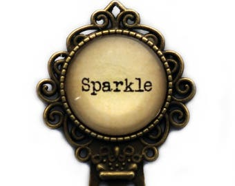 Sparkle Bookmark