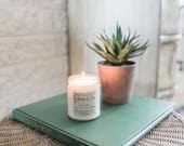 Fig + Olive | Soy Wax Single Candle