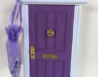 Wooden Bedroom Fairy Doors
