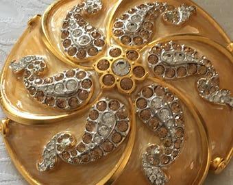 Jay Strongwater  Stunning Vintage Ladies Jeweled Box