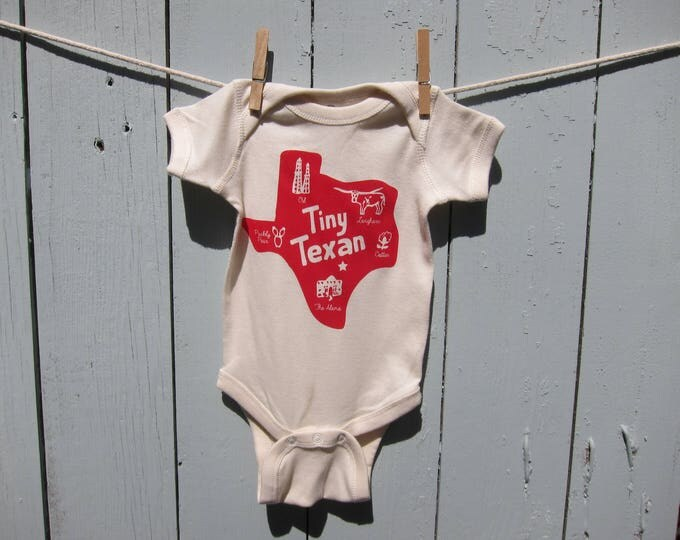 ON SALE! The Tiny Texan Romper