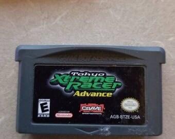 Tokyo Xtreme Racer Advance Gameboy Advance Original GBA