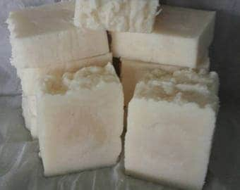 PURE CLEAN - An Unscented Tallow Soap - SIGNATURE